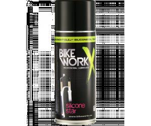 Силикон BikeWorx Silicone Star спрей 400 мл. фото, купить, киев, запорожье