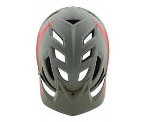 Вело шлем TLD A1 Mips Classic [Orange/Gray]