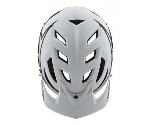 Вело шлем TLD A1 Classic Drone [White/Black]