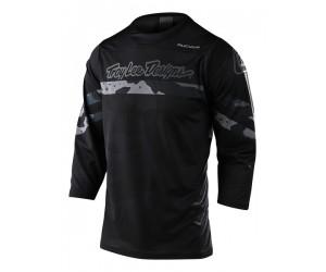 Джерси TLD Ruckus 3/4 Jersey [Factory Black/Gray]