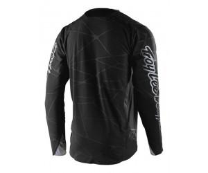 Джерси TLD Sprint Ultra Jersey [Podium Black/Silver]