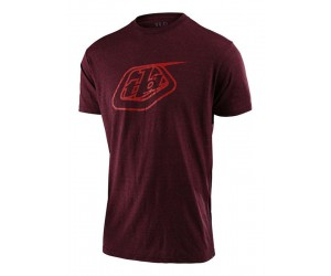 Футболка TLD Logo Tee [Sangria]