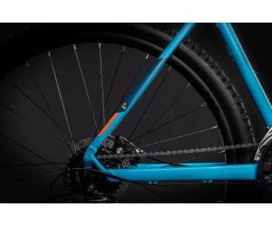 Велосипед Cube Aim blue´n´orange 2021 год