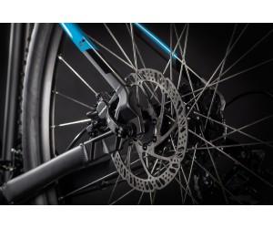 Велосипед Cube Aim Pro black´n´blue 2021 год