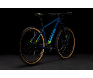 Велосипед Cube Aim Race blueberry´n´lime 2021 год