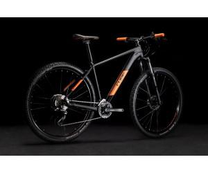 Велосипед Cube Aim SL black´n´orange 2021 год