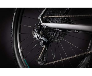 Велосипед Cube Acid grey´n´aqua 2021 год