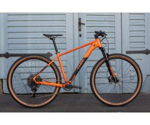 Велосипед Cube Acid ginger´n´black 2021 год
