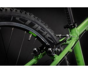 Велосипед Cube Acid 240 green´n´pine  2021 год