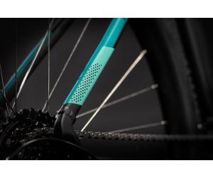 Велосипед Cube Access WS Exc black´n´blue 2021 год