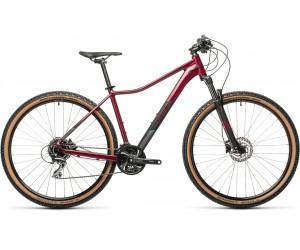 Велосипед Cube Access WS Exc darkberry´n´black 2021 год
