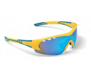 Очки Lynx Detroit UKR shiny yellow/blue фото, купить, киев, запорожье