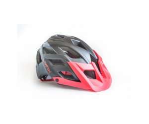 Шлем Lynx Chamonix black red