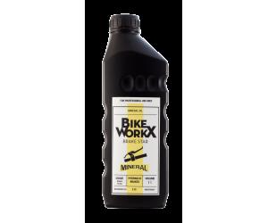 Тормозная жидкость BikeWorkX Brake Star Минеральное масло 1л.