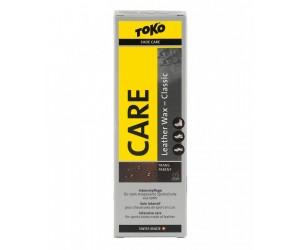 Воск TOKO Leather Wax transparent beeswax 75ml фото, купить, киев, запорожье