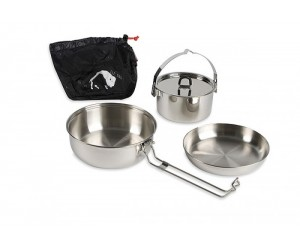 Набор посуды Tatonka Camp Set Regular