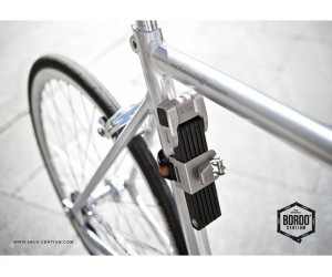 Замок велосипедный Abus 6010/90 Bordo Centium