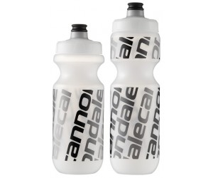 Фляга Cannondale Diag clear/black 600ml
