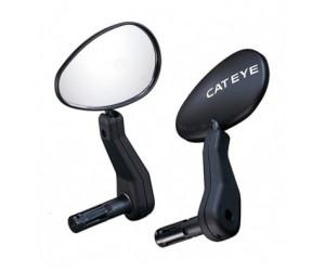 Зеркало CATEYE BM-500G, монтаж на руль с правой стороны