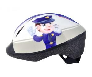 Шлем детский Longus FUNN 2.0 Police фото, купить, киев, запорожье