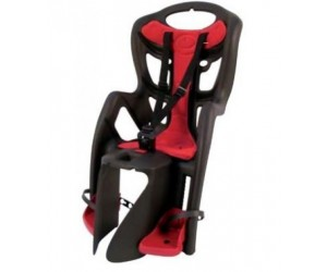 Сиденье детское Bellelli PEPE Standart Multifix до 22кг серое с красным фото, купить, киев, запорожье