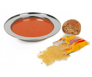 Миска суповая Tatonka Soup Plate (Silver)