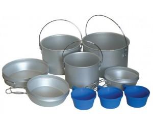 Набор посуды из алюминия Tramp TRC-002 фото, купить, киев, запорожье