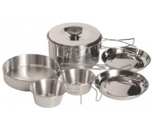 Набор посуды из нерж стали Tramp TRC-001