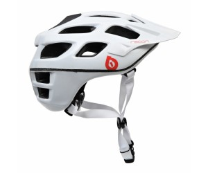 Шлем SixSixOne Recon Scout Helmet White Red