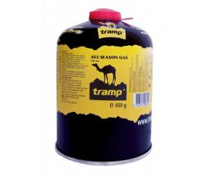 Баллон газовый 450гр Tramp TRG-002
