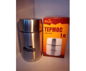 Термос 1Л Tramp TRC-079 с широким горлышком