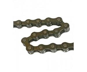 Цепь инд. 112 зв. 1/2x1/8 KMC Z410 brown/brown фото, купить, киев, запорожье