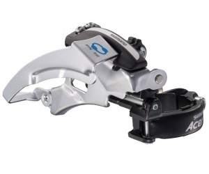 Переключатель передний Shimano Acera FD-M360 Top-Swing для 42-48зуб фото, купить, киев, запорожье