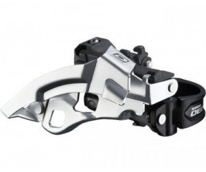 Переключатель передний Shimano FD-M610 Top-Swing, для 40/42зуб. фото, купить, киев, запорожье