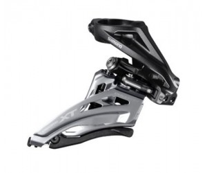 Переключатель передний Shimano FD-M8000-H DEORE XT, 3X11 HIGH CLAMP, SIDE-SWING
