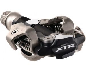Педали Shimano XTR PD-M9000 XC-Racing, SPD +шипы фото, купить, киев, запорожье