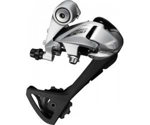 Переключатель задний Shimano RD-T4000 SGS ALIVIO 9-скор, длинный рычаг, серебрист фото, купить, киев, запорожье