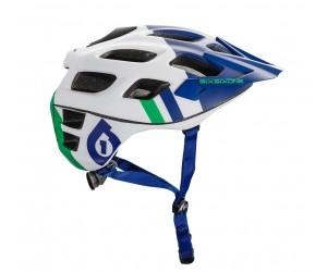 Шлем SixSixOne Recon Helmet Blue Green фото, купить, киев, запорожье