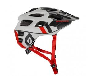 Шлем SixSixOne Recon Helmet Gray Black фото, купить, киев, запорожье