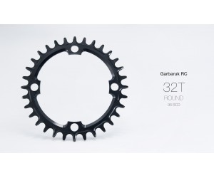 Звезда Garbaruk круг (ROUND) 96 BCD (Symmetrical for Shimano Compact Triple)