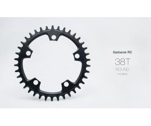 Звезда Garbaruk круг (ROUND) 110 BCD (5 бонок) Road/CX
