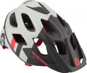 Шлем SixSixOne Recon Helmet Gray Black