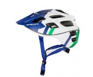 Шлем SixSixOne Recon Helmet Blue Green