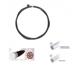 Нержавеющий тормозной тросик с тефлоновым покрытием Sheng-An фото, купить, киев, запорожье