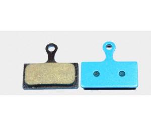Тормозные колодки дисковые Sheng-An новый XTR BP-010