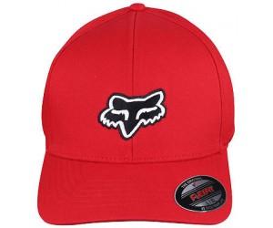 Кепка FOX Legacy Flexfit Hat [Red] фото, купить, киев, запорожье