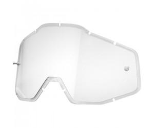 Линза к очкам 100% RACECRAFT/ACCURI/STRATA Replacement Lens Clear Anti-Fog фото, купить, киев, запорожье