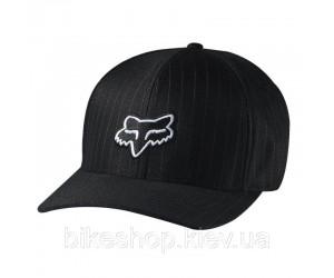 Кепка FOX Legacy Flexfit Hat [Black Pinstripe] фото, купить, киев, запорожье