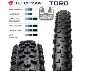 Покрышка Hutchinson TORO 29x2.1 TT WB