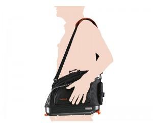Сумка Ibera IB-BA18 на багажник, мульти крепеж